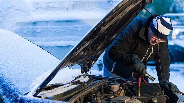 Подготовка на превозното средство за зимния сезон