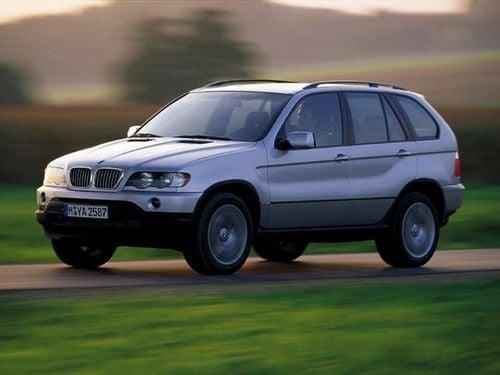 проблеми BMW X5