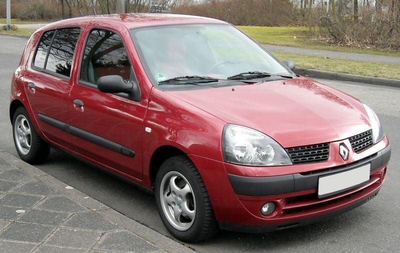 Проблеми Renault Clio