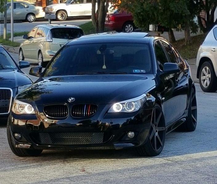 BMW E60 5 серия Фабрични дефекти