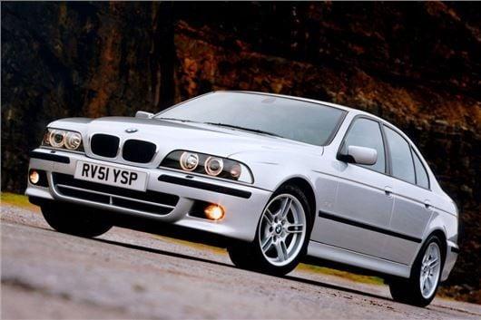 мнения и оплаквания BMW E39 5-Series