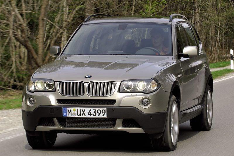 Мнения BMW E83 X3 - Automoto.bg