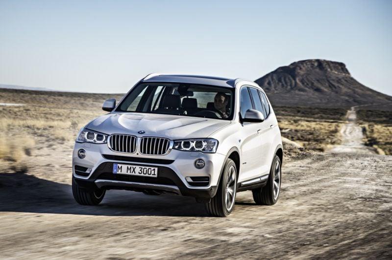Проблеми BMW X3 F25 - Automoto.bg