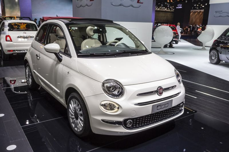 Fiat 500 проблеми