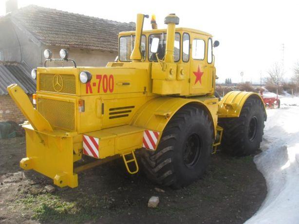 3- Кировец К 700 А