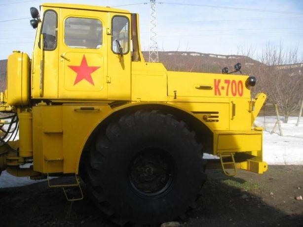 6- Кировец К 700 А