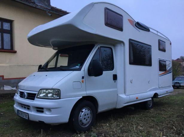 3- Fiat Дукато
