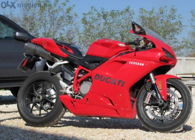 Ducati Superbike
