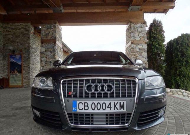 Audi S8 - image 7