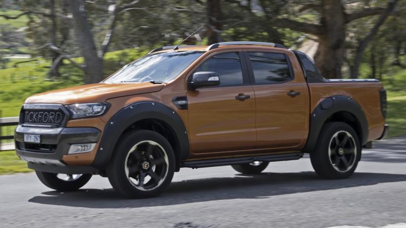 Ford Ranger - тунинг пакет за рейнджър 2016 година