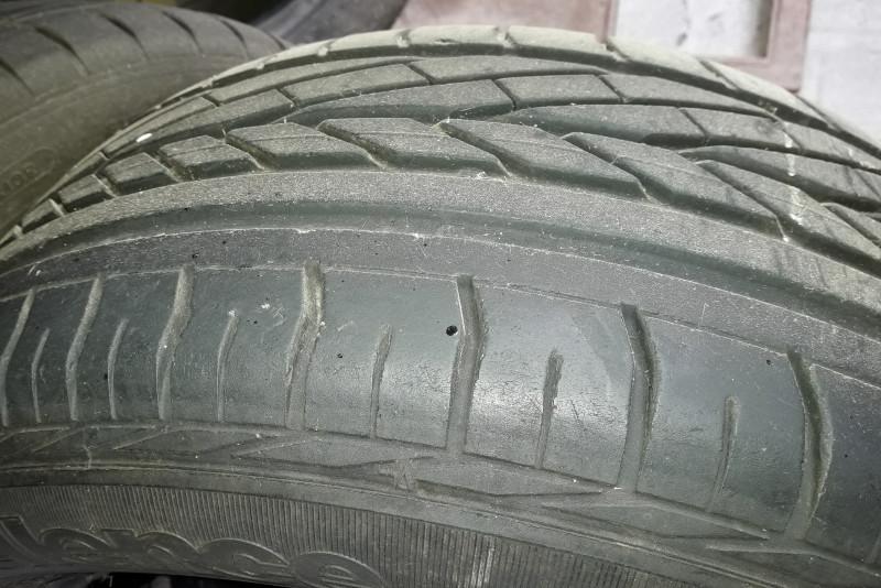 4 броя летни гуми GOOD YEAR