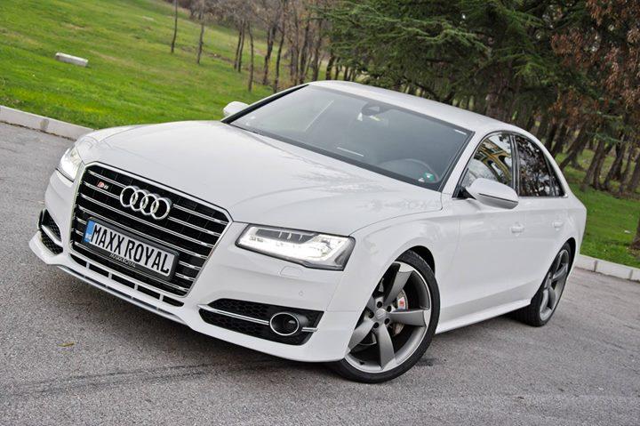 Audi A8 - image 1