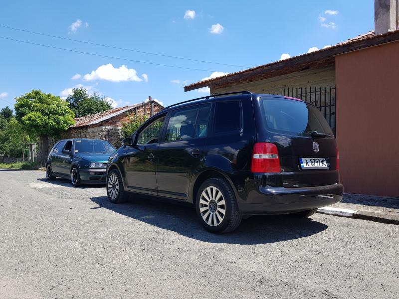 VW Touran - image 2