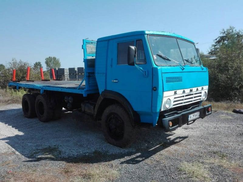4- Kamaz 53212