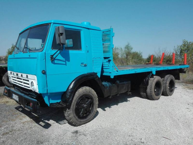 5- Kamaz 53212