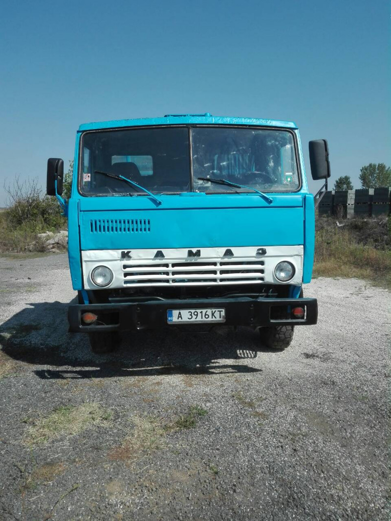 2- Kamaz 53212
