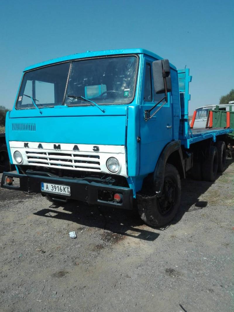 3- Kamaz 53212