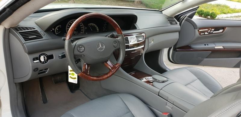 Mercedes-Benz CL 500 - image 11