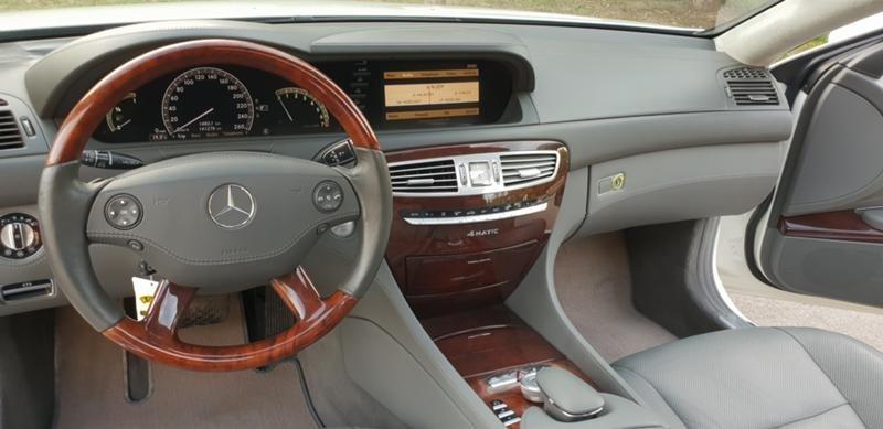 Mercedes-Benz CL 500 - image 12