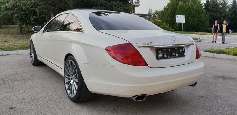 Mercedes-Benz CL 500 - image 7