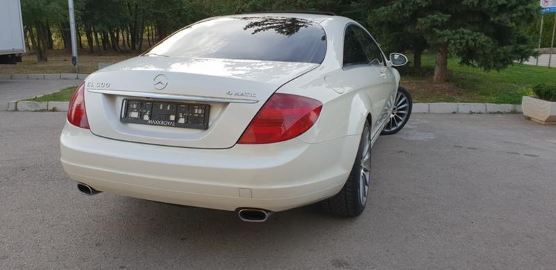 Mercedes-Benz CL 500 - image 8