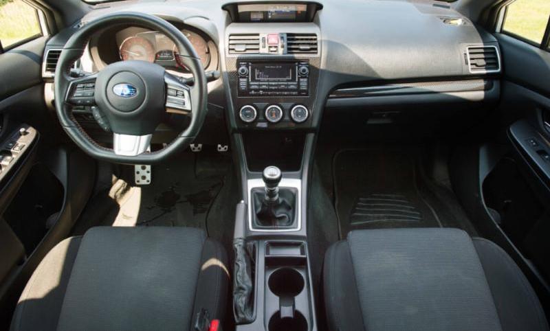 Subaru Impreza - image 9