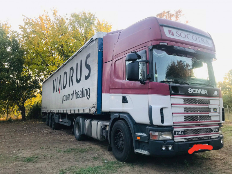 2- Scania 114