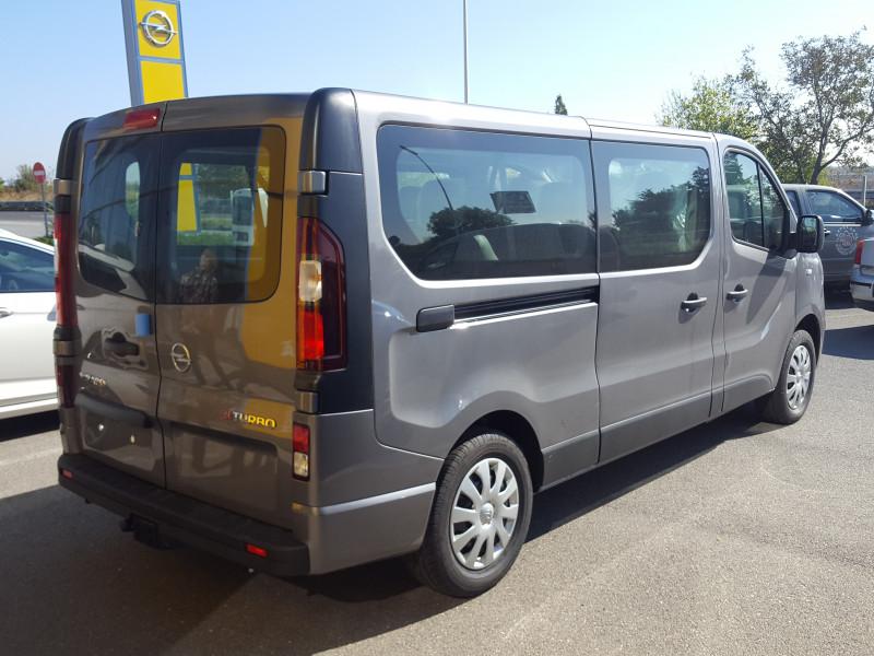 4- Opel Vivaro