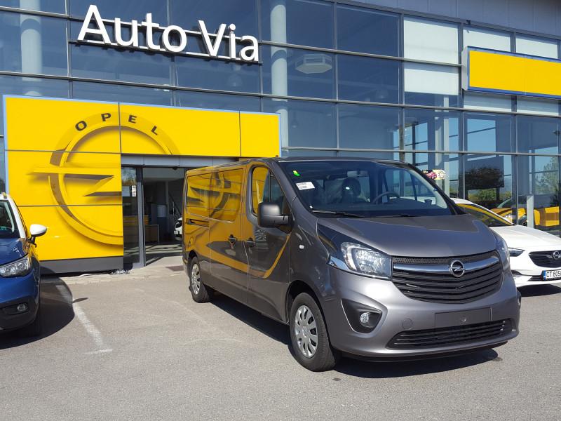 2- Opel Vivaro