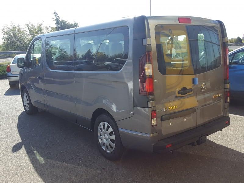 5- Opel Vivaro