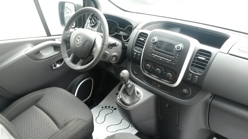 9- Opel Vivaro
