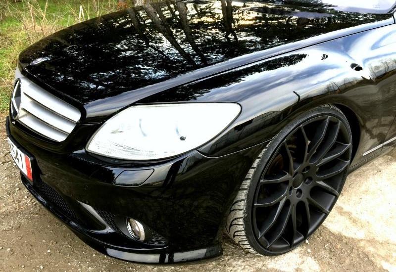 Mercedes-Benz CL 500 - image 4