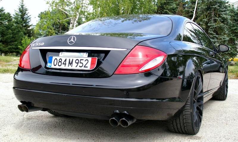 Mercedes-Benz CL 500 - image 6