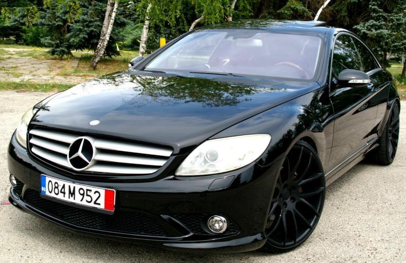 Mercedes-Benz CL 500 - image 2