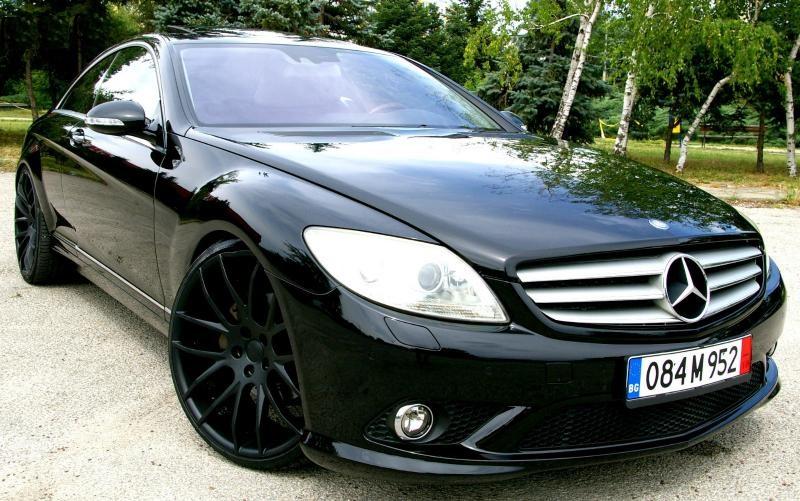 Mercedes-Benz CL 500 - image 3