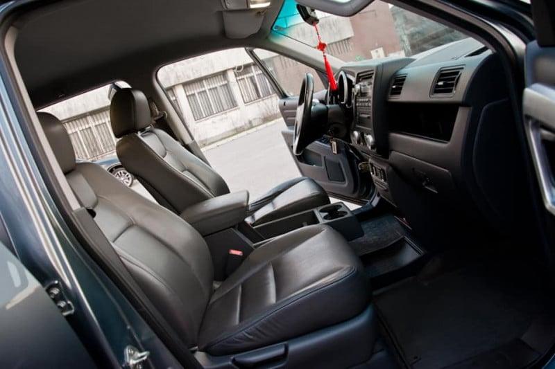 Honda Ridgeline - image 8