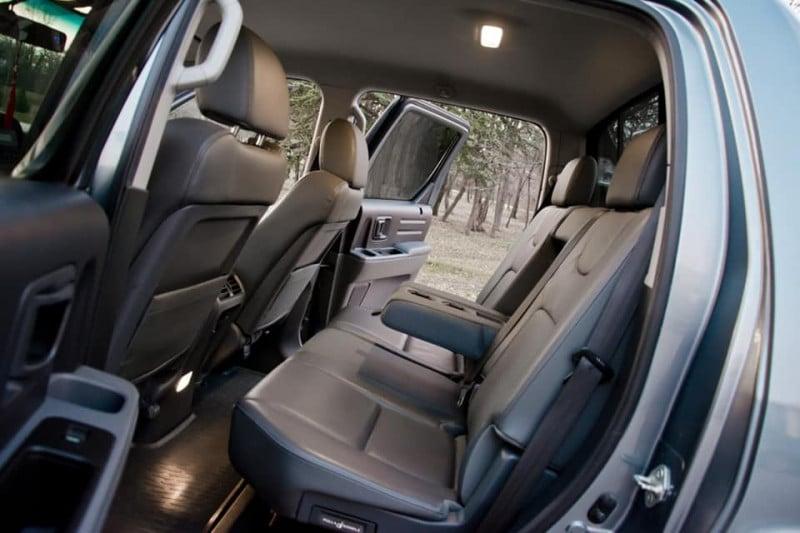 Honda Ridgeline - image 6
