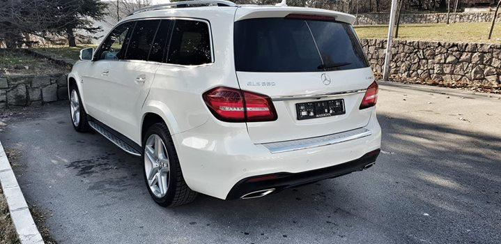 Mercedes-Benz GL 500 - image 3