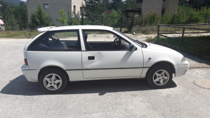 Suzuki Swift - image 4