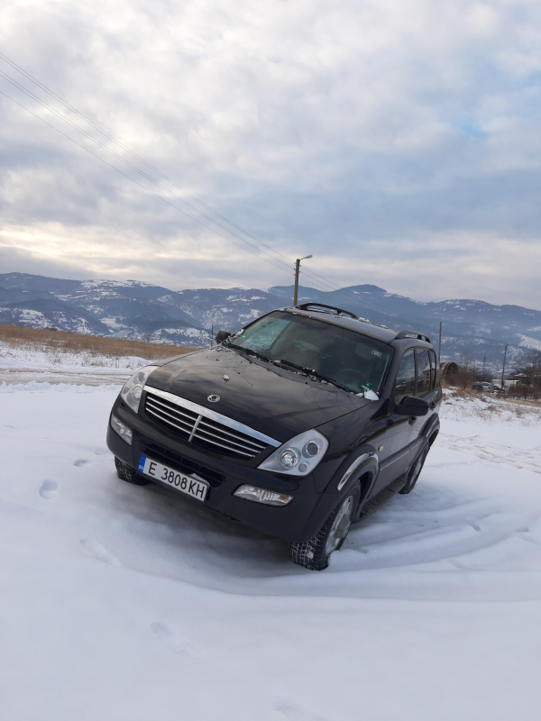Ssangyong Rexton - image 3