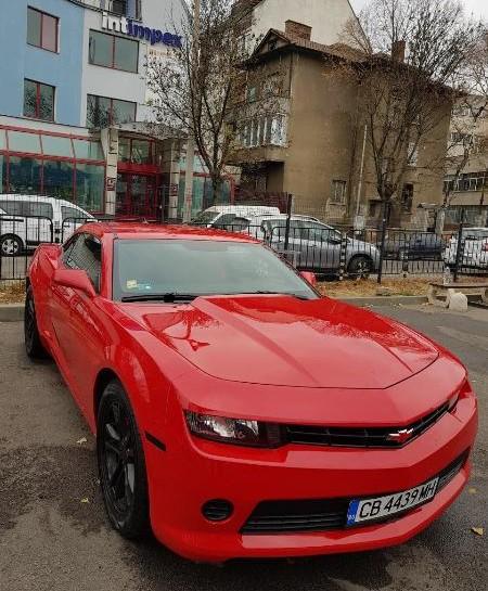 Chevrolet Camaro - image 8