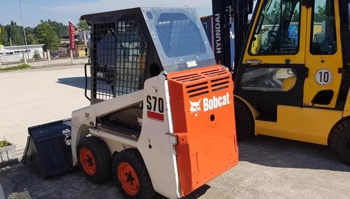 Bobcat S70- 2012г.