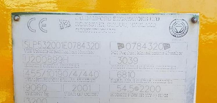 3- Телескопични товарачи JCB 535-120 3.5t/12m