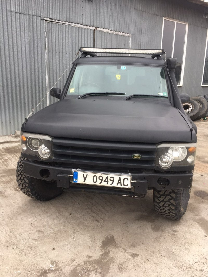 Land Rover Discovery - image 2