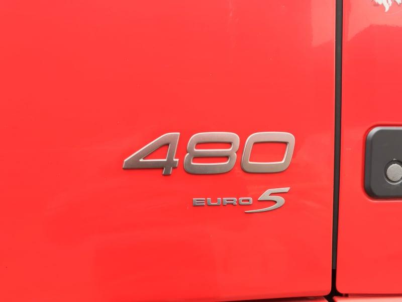 10- Volvo Fh