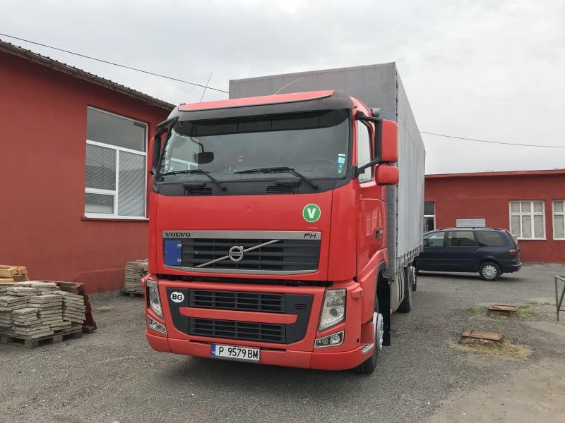 2- Volvo Fh