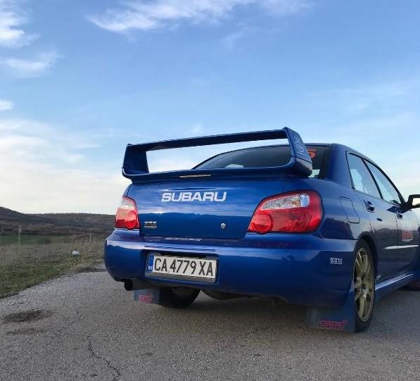 Subaru Impreza - image 6