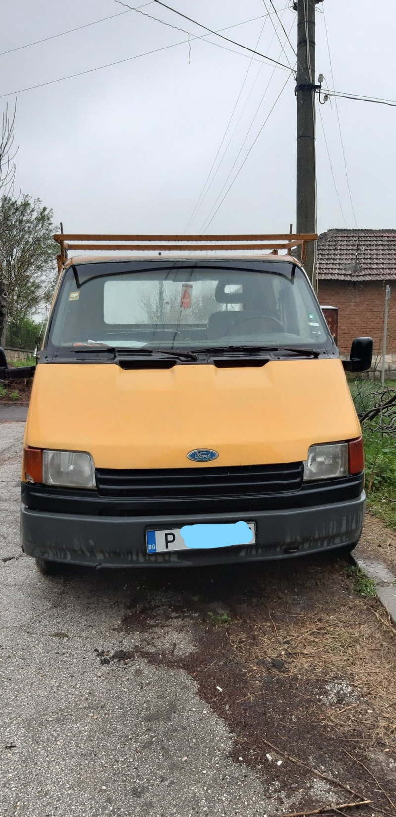 2- Ford Tranisit