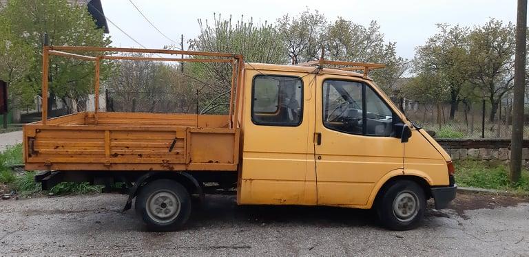 4- Ford Tranisit