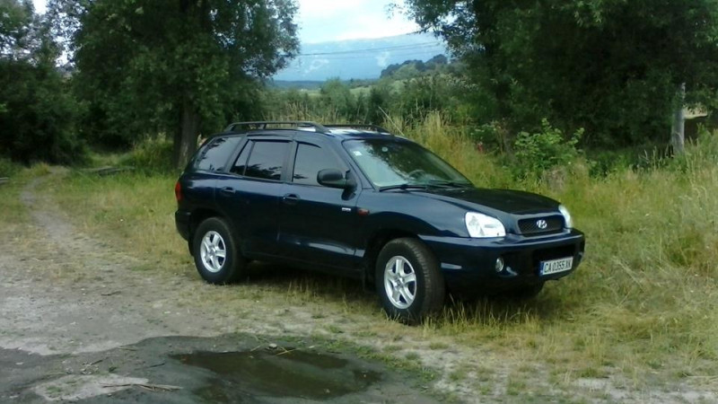 Hyundai Santa Fe - image 3